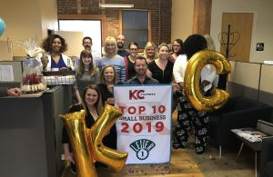 KC Chamber announces Top 10 Small Businesses of 2019