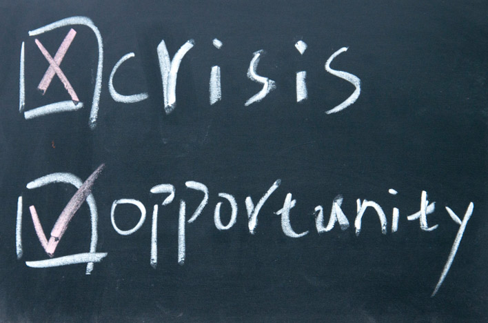 Ignoring a Crisis Is No Solution
