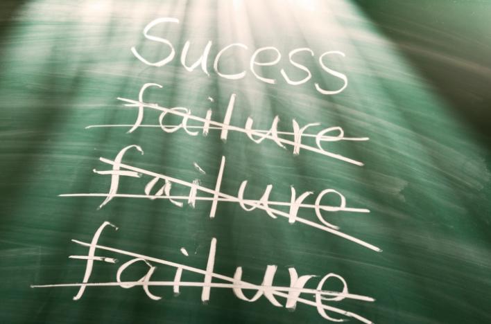 Failure Under the Microscope: Fail Forward -