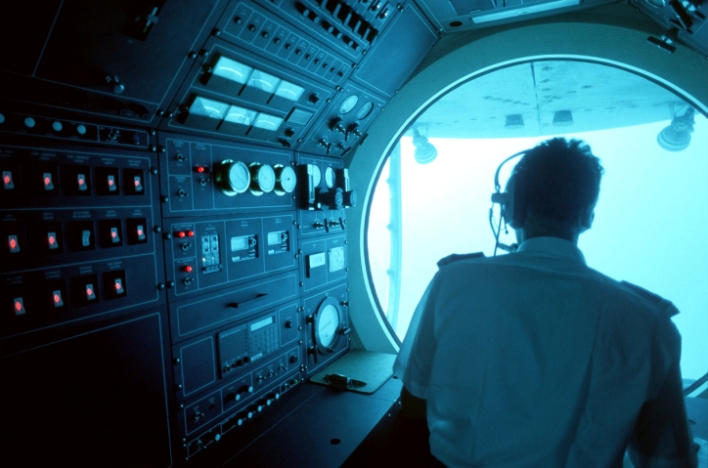 Think Like a Submarine Captain