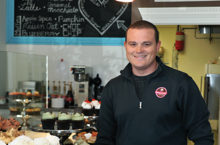 Smallcakes Makes Big Gains in Franchise Growth