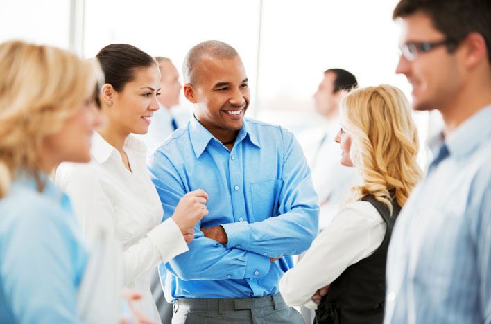 """tips to people do business in Here are five tips to """"you'd be suprised at the liability you can engender when you set yourself up as a business owner people may come at you with."""