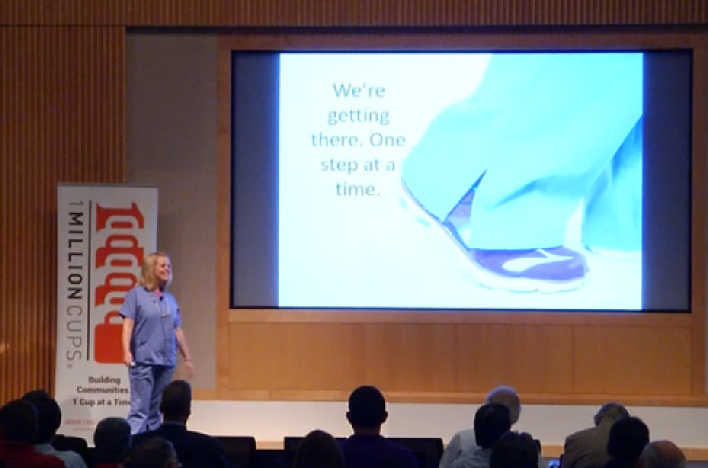 KC's Catalyst Scrubs Sells Medical Apparel Created Under Fair Conditions