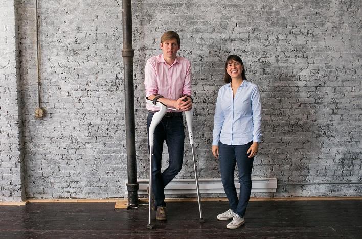 KC's Mobility Designed Builds a Better Crutch