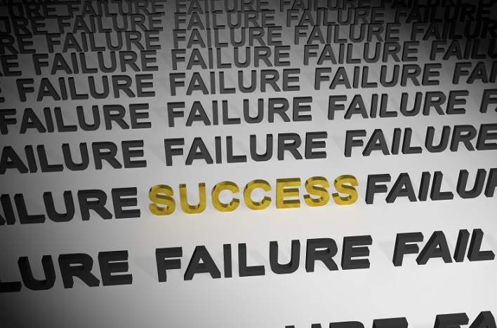 Failure Is the Seed for Growth and Success