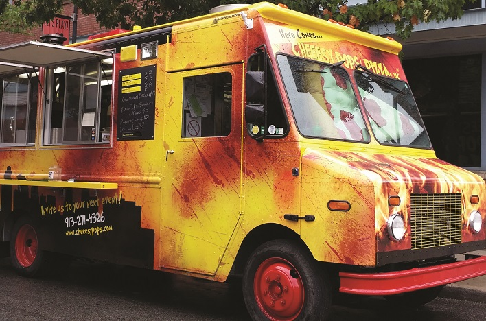 How Kansas City's Food Trucks Bring Delicious Eats to the Streets
