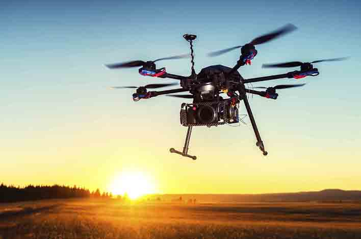 The Coming Boom in Commercial Drones