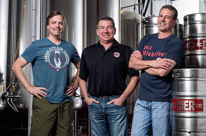 Bier Made Here: KC Bier Co. Succeeds With Local Focus