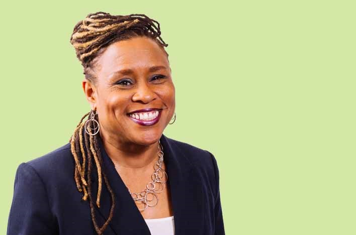 VISION5's Elaine Hamilton-Bruner Shares Her Success Advice