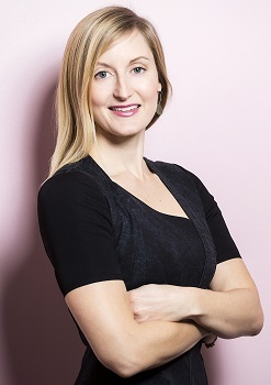 Jennifer Lapka Pfeifer (photo courtesy of Samantha Levi Photography)