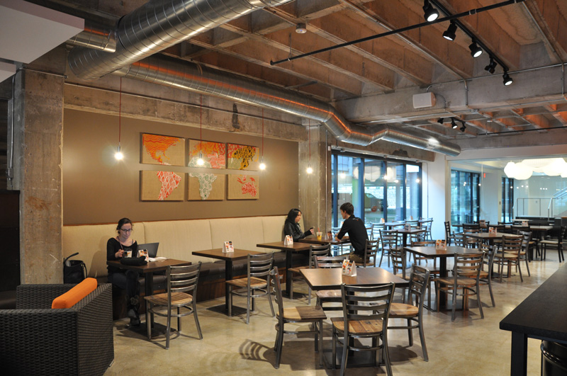 New Hyde Park Coffee Shop Emphasizes Sustainability, Zero Landfill Waste