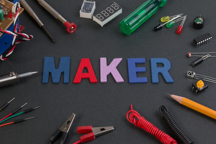 Annual Maker Faire Calls for Makers
