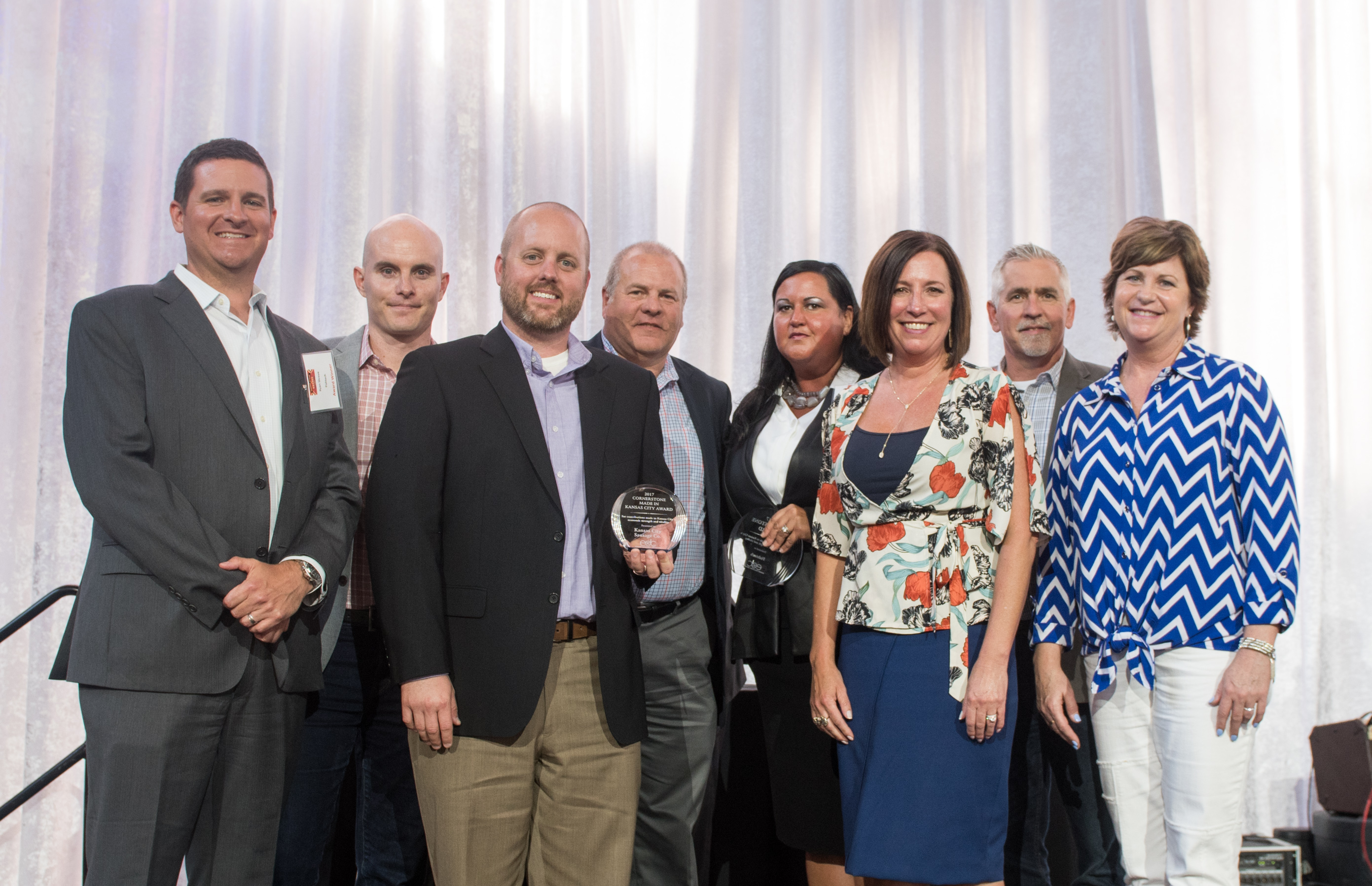 Fishtech Wins Cornerstone People's Choice Award