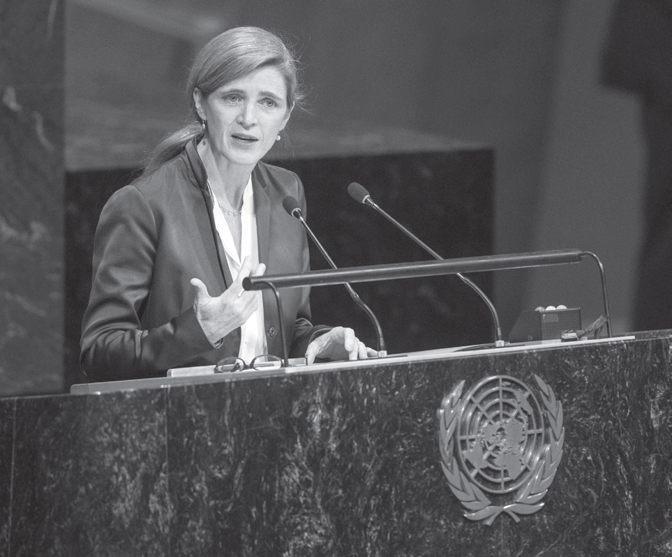 Tickets Now Available for Women's Foundation Event Featuring Samantha Power
