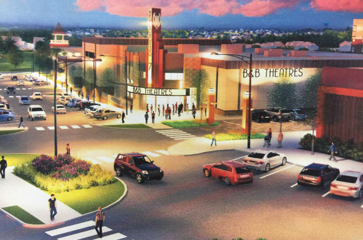 B&B Theatres Starts Work on New Luxury Cinema in Lee's Summit