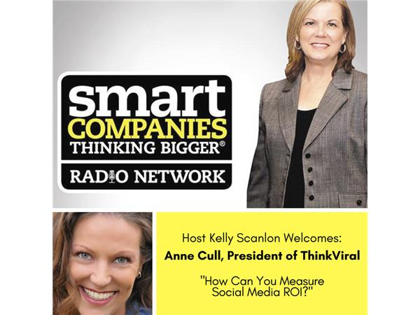 What is the REAL ROI of Social Media? with ThinkViral founder Anne Cull