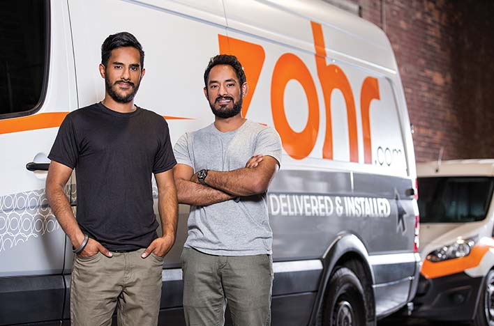 Tired of the Tire Shop? Meet Zohr