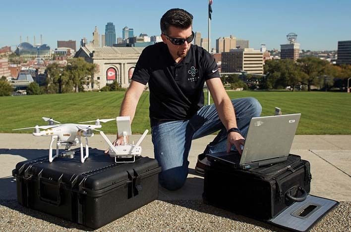 Marketplace for Drone Pilots Takes Off