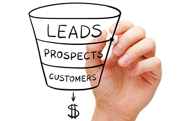 Funnel or Pipeline? Turning Leads and Prospects into Customers