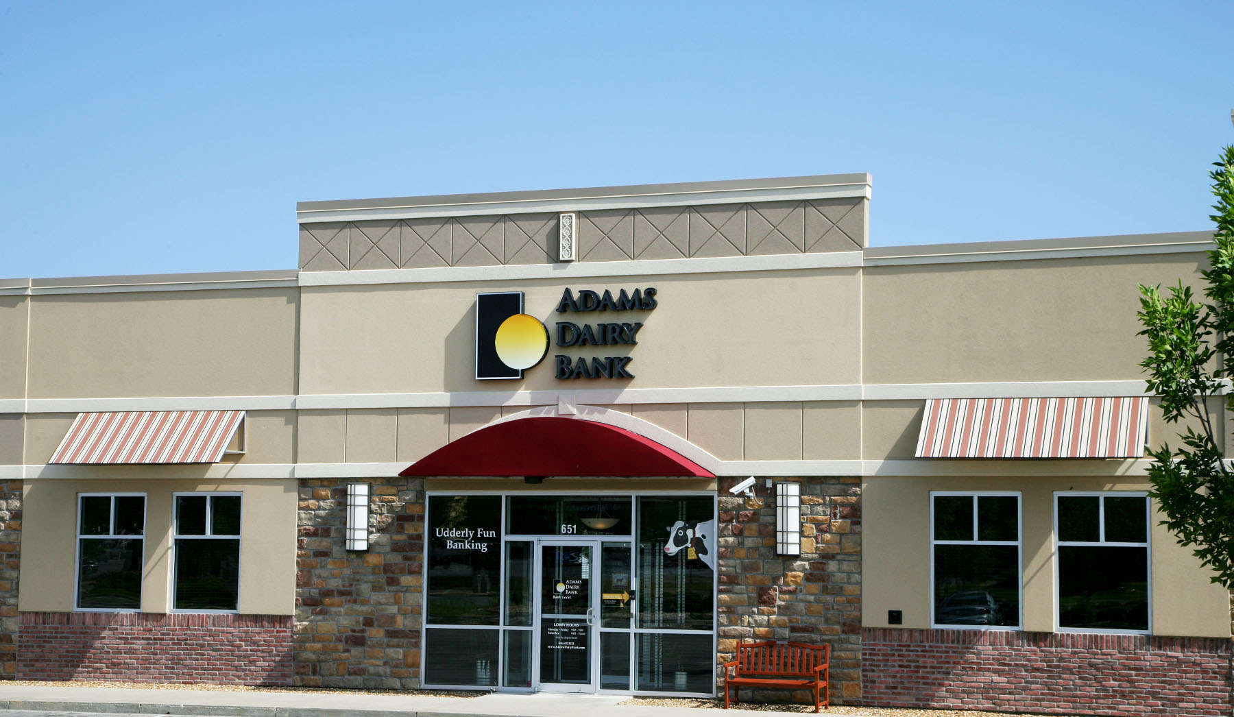 Adams Dairy Bank to Merge With Another Entrepreneurial Bank