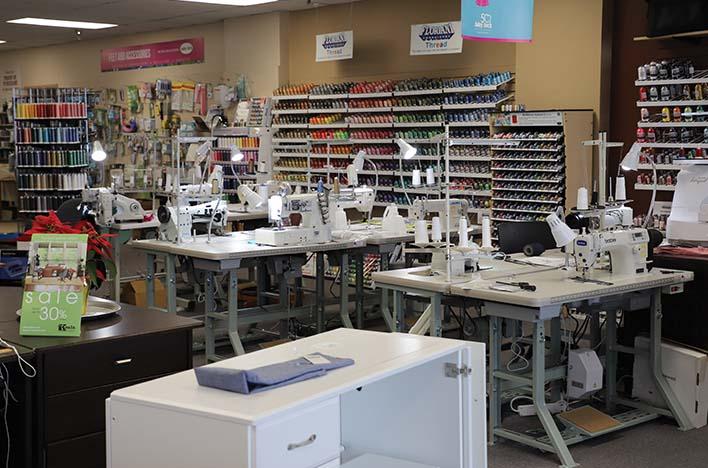 Missouri Sewing Co. Follows Pattern Of Past Success