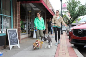 Downtown Overland Park Shopping