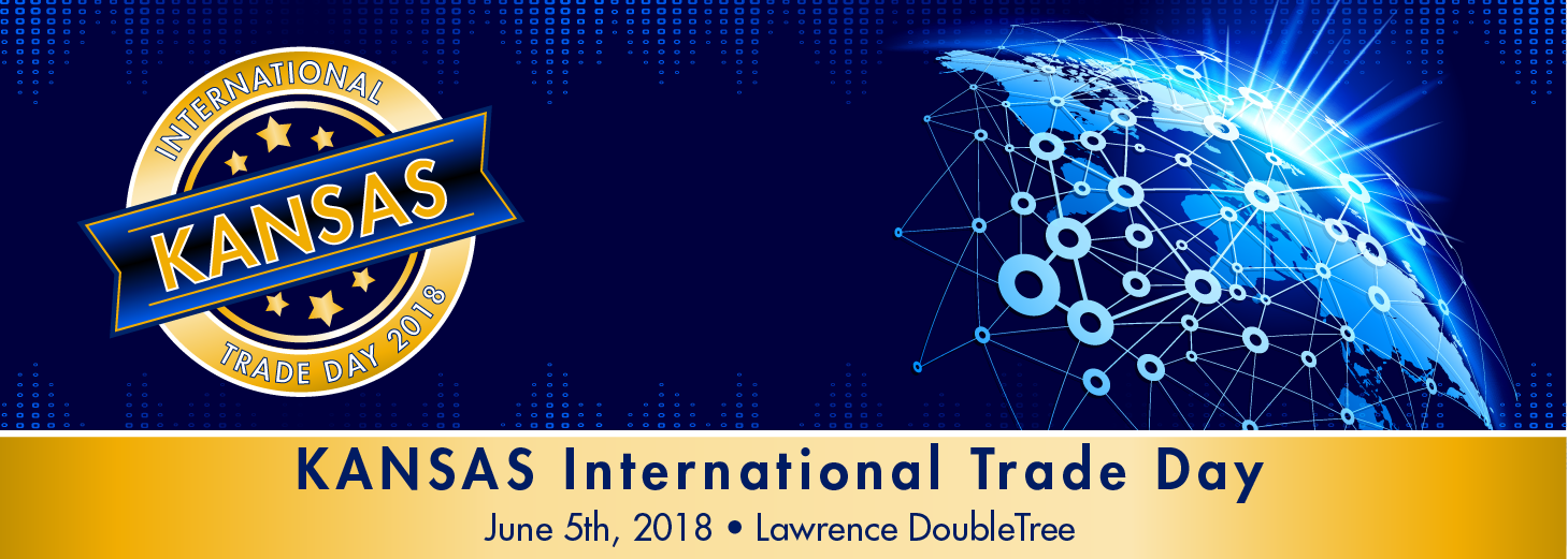 Learn about exporting at Kansas International Trade Day