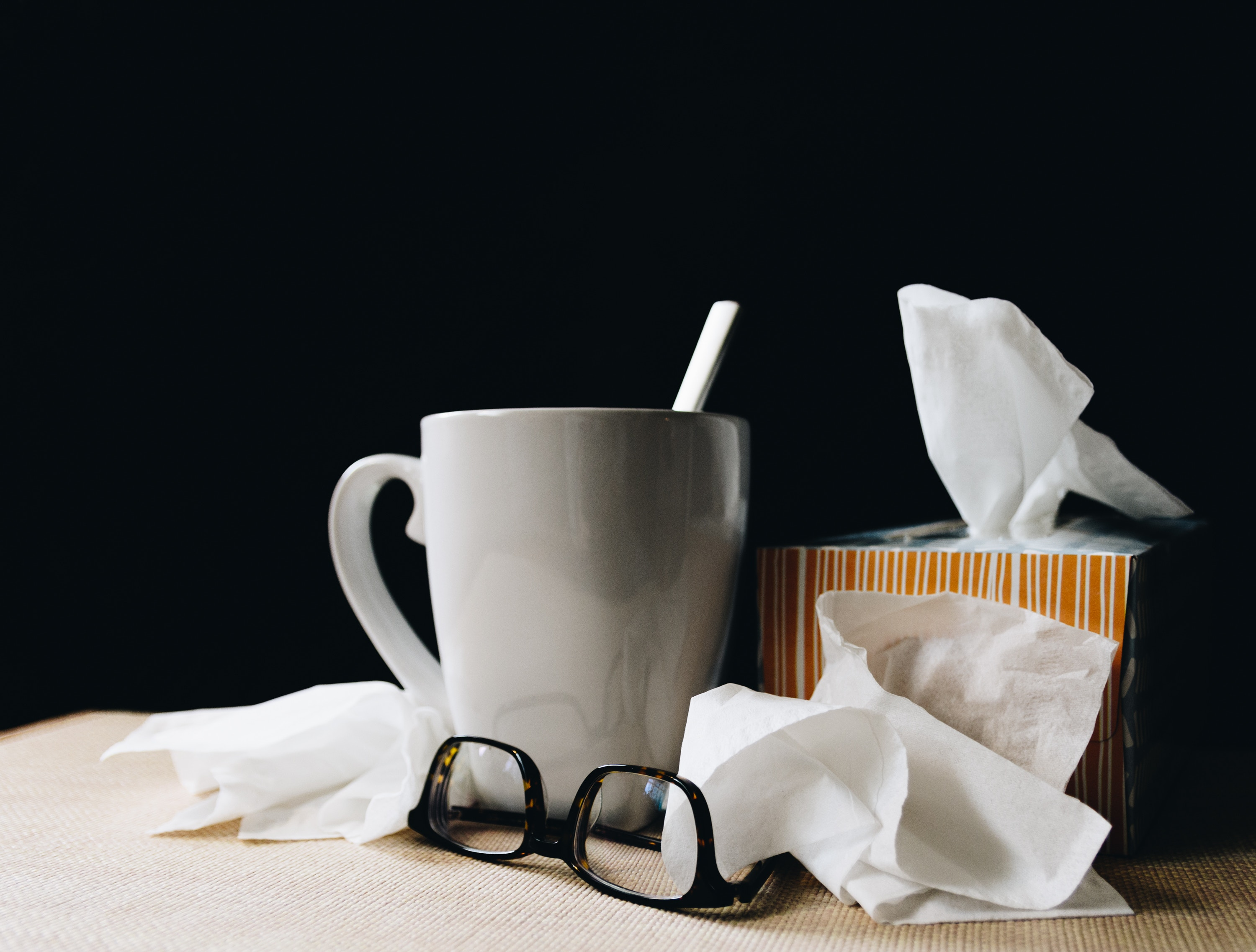 Prescription to Keep the Office Healthy During Flu Season