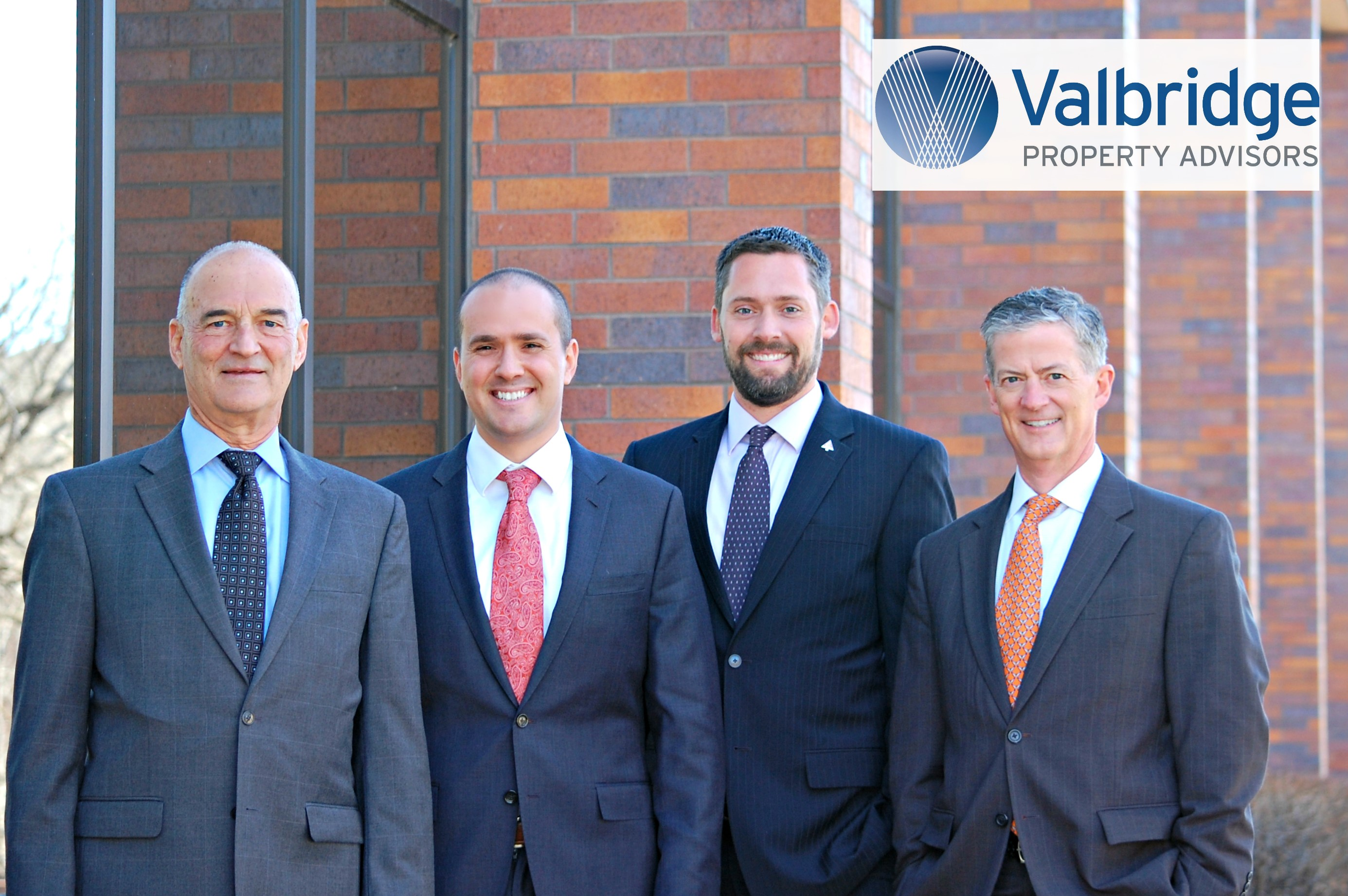 Valbridge names new managing directors for Overland Park office