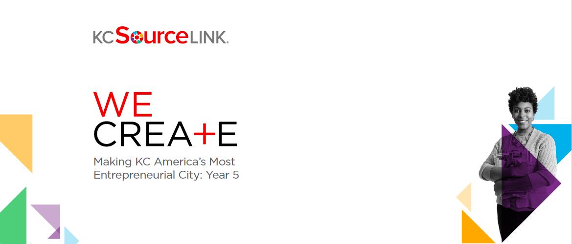 5th annual We Create KC entrepreneurship report published