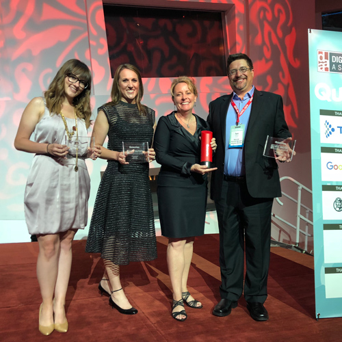 Parkville firm named as Top Analytics Agency by industry association