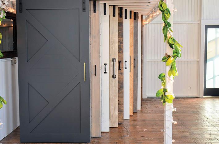 Walston Door Co.: 1 inch opened door to growing business