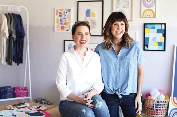 Ampersand Design Co.: Designer duo has grown  into entrepreneurship