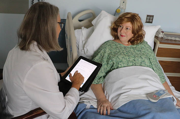 Smart health care: Companies engage with patients for better experience, results