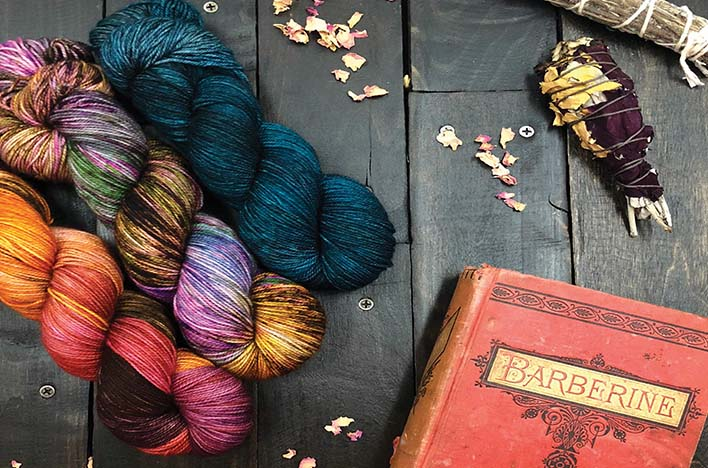 Potion Yarns: Business grows skein by skein