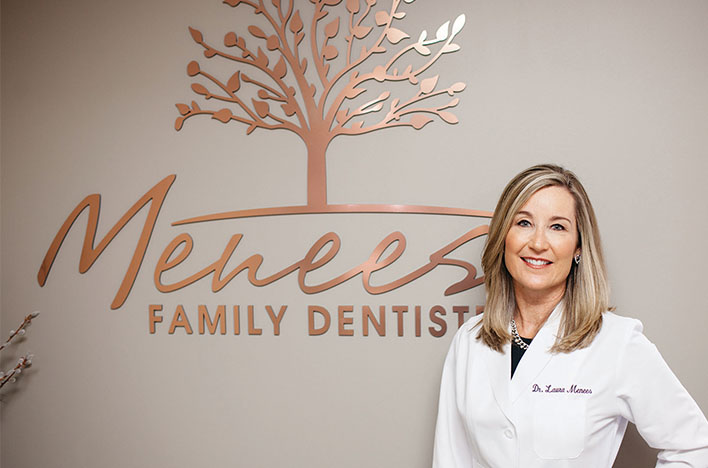 Menees Family Dentistry: Third-generation owner brings fresh perspective to family-owned company