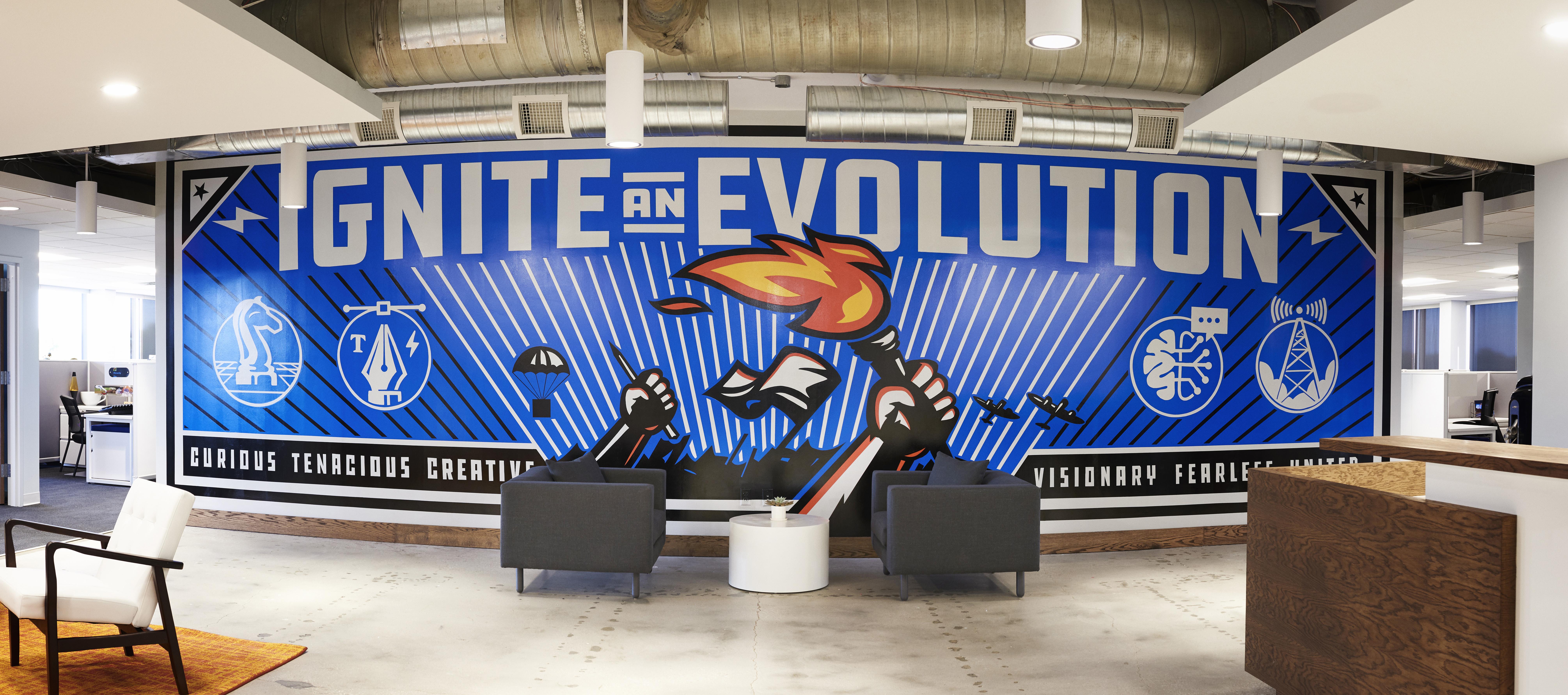 Walz Tetrick unveils new logo, new offices