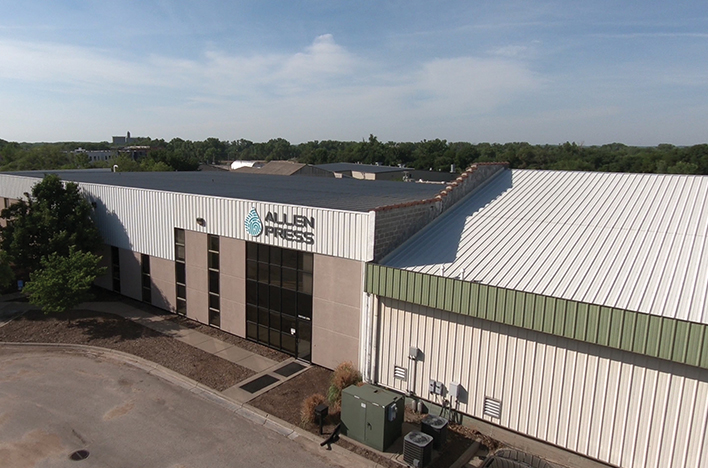 Allen Press: New tech, marketing services keep commercial printer at forefront