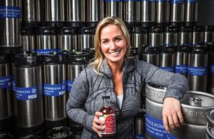 Lisa Bledsoe Tea-Biotics kombucha