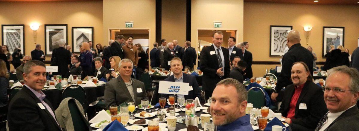 Platte County EDC luncheon