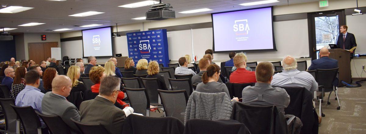 KCDO/SBA Lenders Forum, Bill Manger