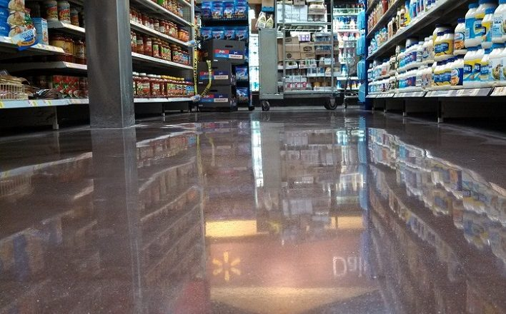 Commercial Concrete Flooring The Pros And Cons Thinking Bigger