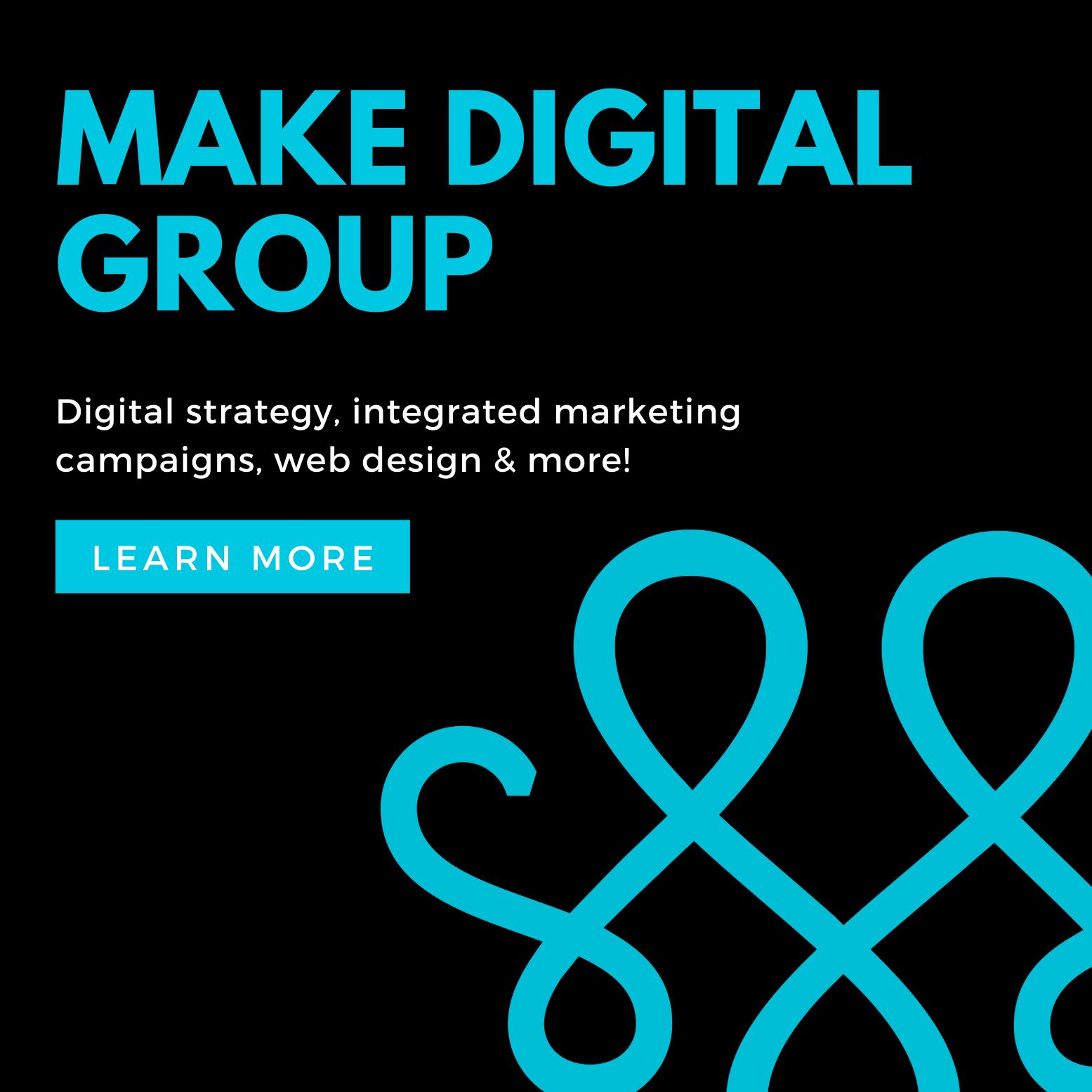 MAKE Digital Group Sidebox Ad