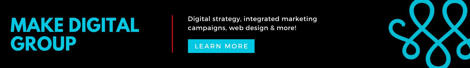 MAKE Digital Group Banner Ad