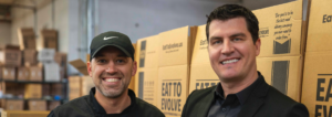 Eat To Evolve Owners Caleb & Jason Fechter